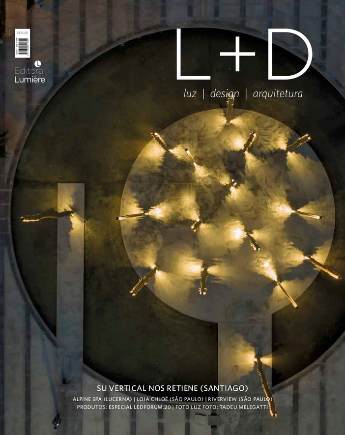 L+D Magazine features The Orbit Urban Office Campus