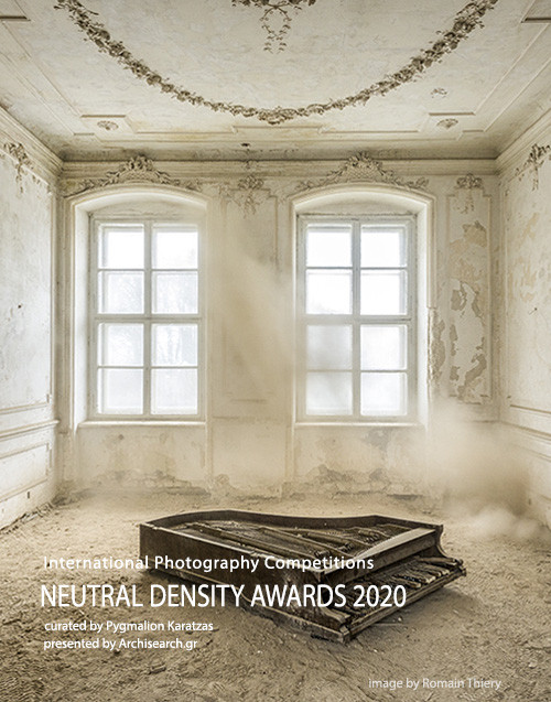 Neutral Density Awards 2020 - Architecture Photography selection featured on Archisearch.gr