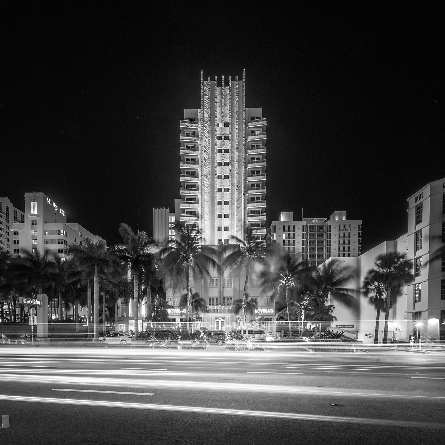 Art Deco District, Miami