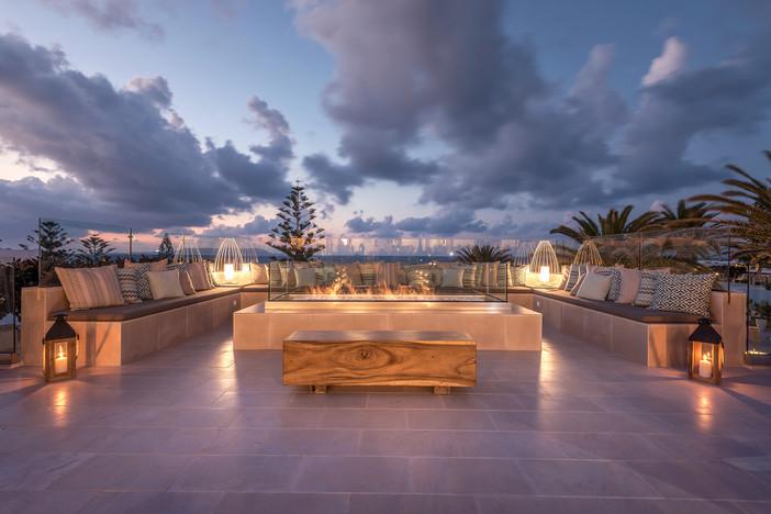 Photo shoot of the day - Mitsis Rinela Beach Resort by Elastic Architects