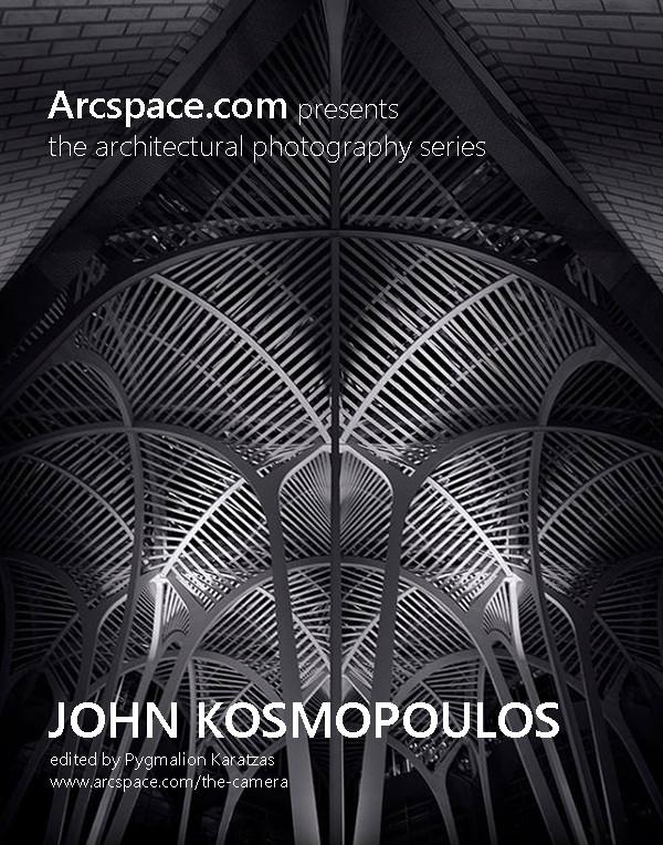 John Kosmopoulos on Arcspace.com