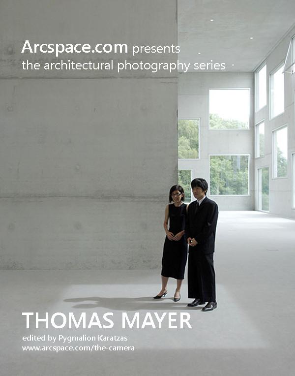 Thomas Mayer on Arcspace.com