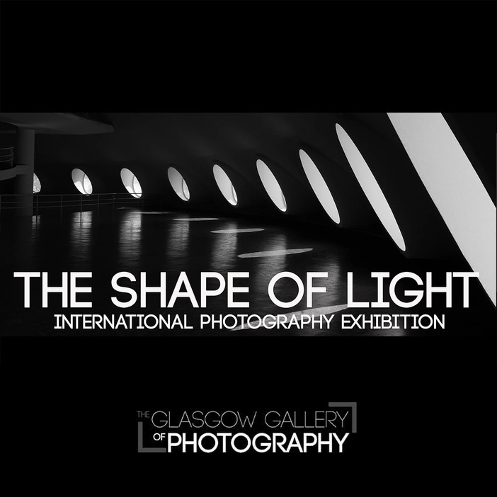 The Glasgow Gallery of Photography - 'The Shape of Light' exhibition
