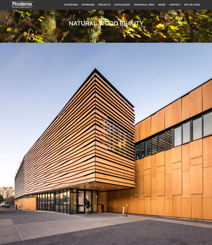 Licensing client - Prodema Natural Wood S.L.