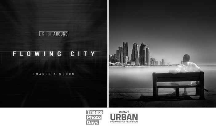 'Flowing City' traveling exhibition and book preselection