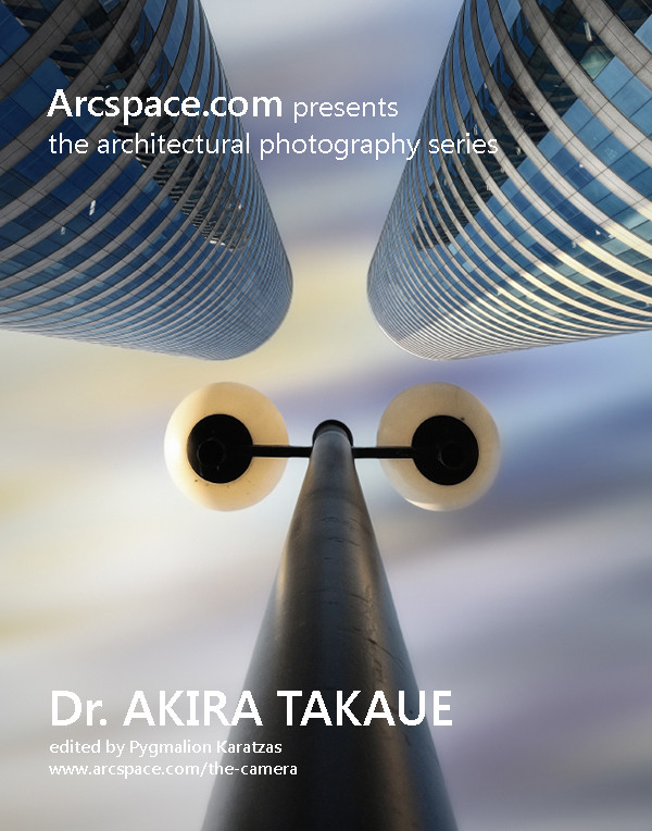 Akira Takaue on Arcspace.com