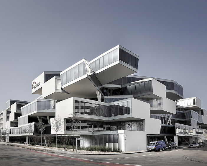 Project re-edits - Actelion Headquarters