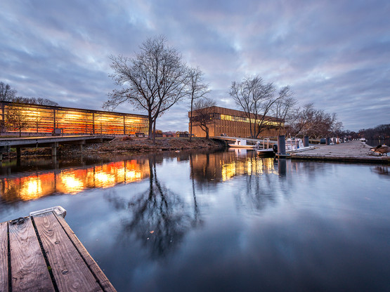 Project update - Community Rowing Boathouse