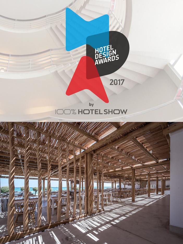 Rinela Restaurant shortlisted at the Hotel Design Awards 2017