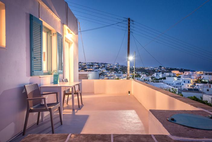 Project update - Komi Airbnb Sifnos Island