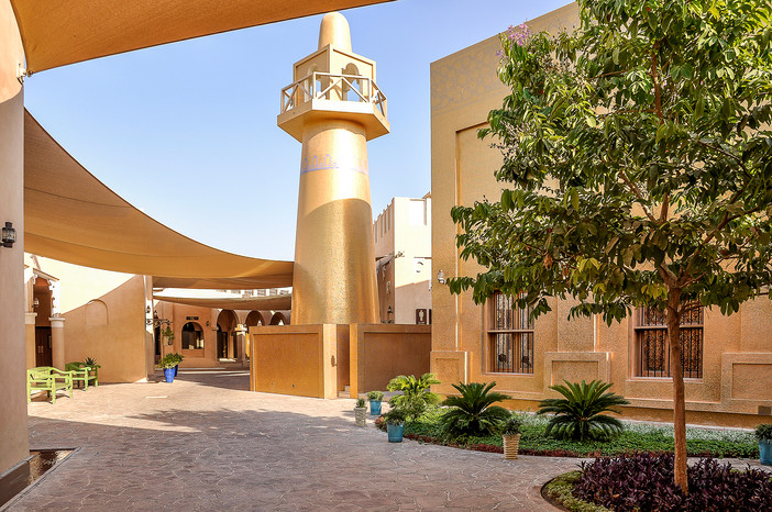 Project update - Katara Cultural Village