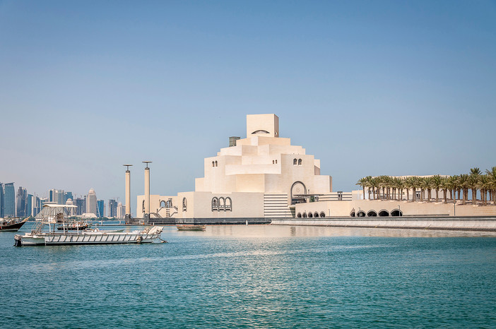 Project update - Museum of Islamic Art, Doha