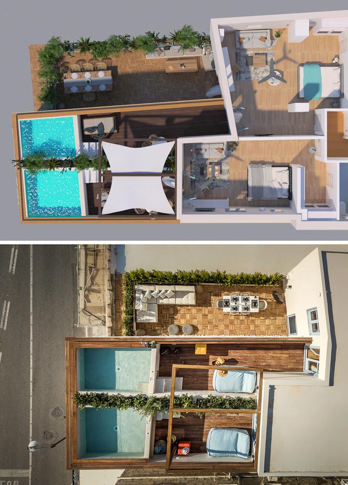 Shapes Luxury Suites published on Kataskeves Ktirion