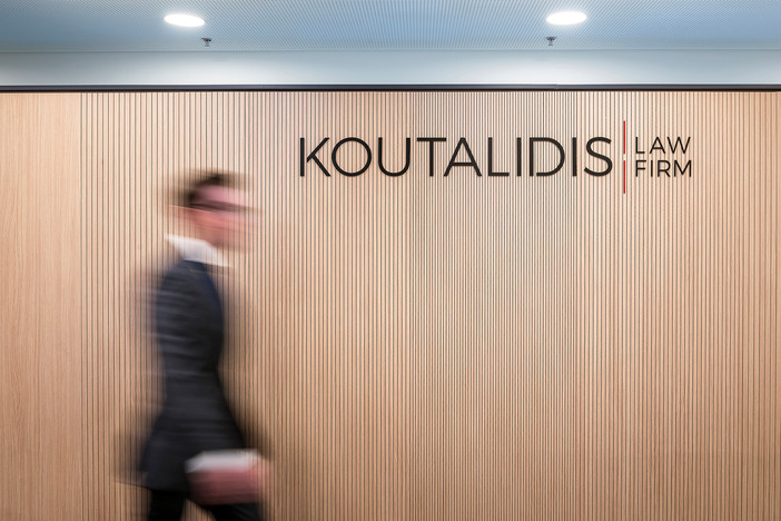 Project update - Koutalidis Law Firm