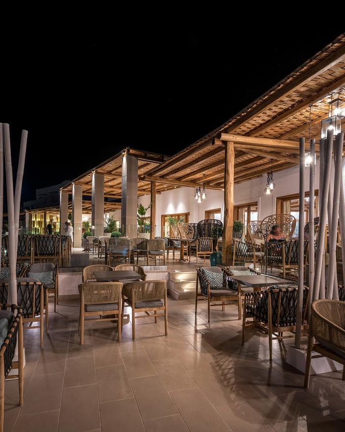 Mitsis Rinela Beach Resort published on Archdaily