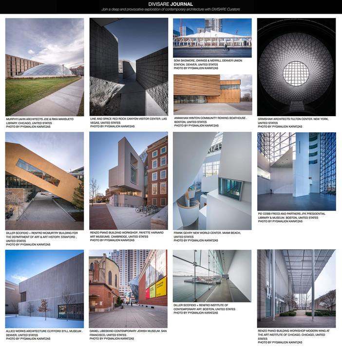 Recent publications on Divisare Atlas of Architecture