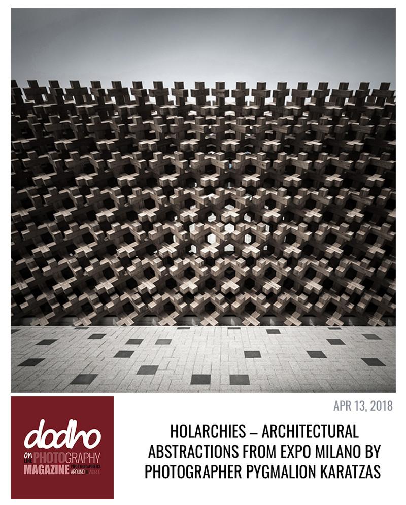 'Holarchies' on Dodho Magazine