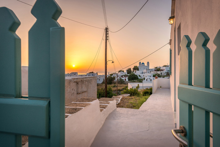 Photo shoot of the day - Katerina's airbnb in Sifnos island