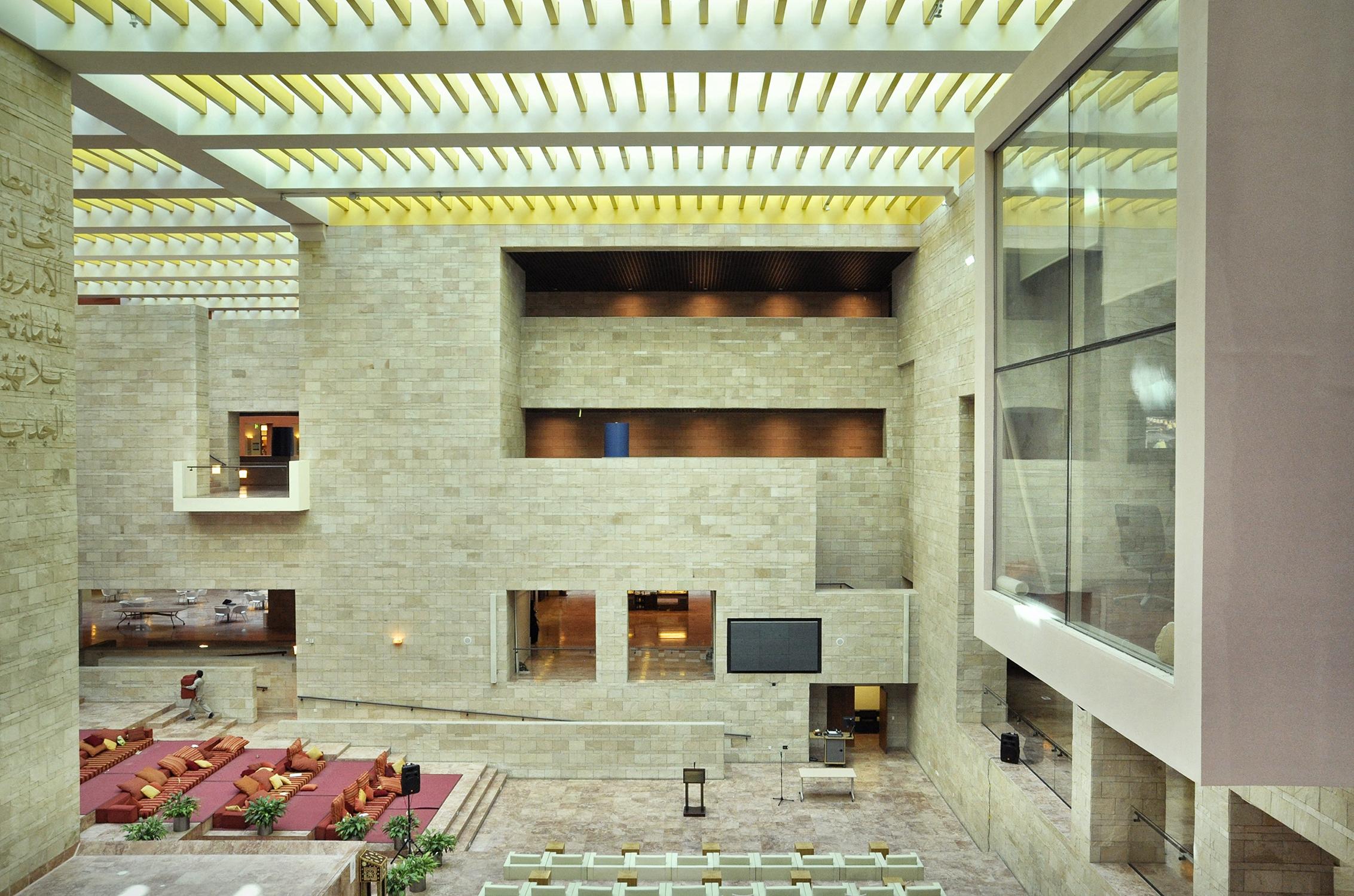 mellon interior atrium2