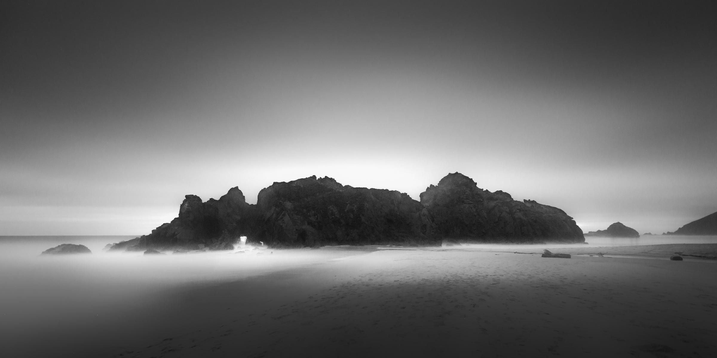 Pfeiffer beach California, 2016
