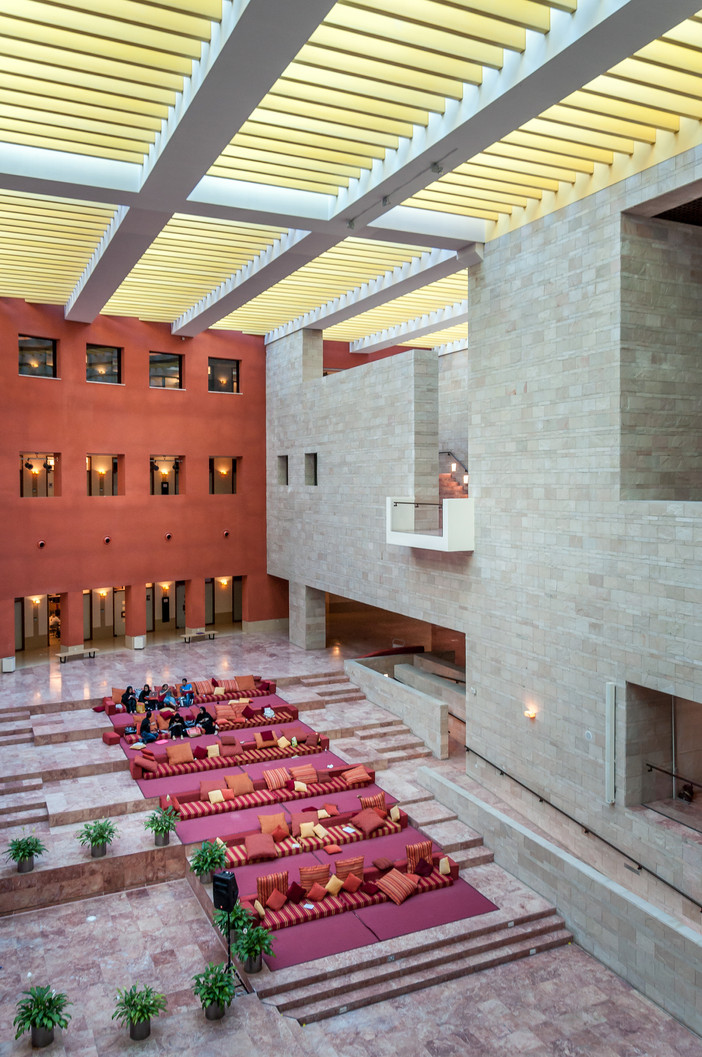 Project update - Carnegie Mellon College in Doha
