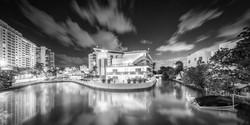 Lake Pancoast, Miami
