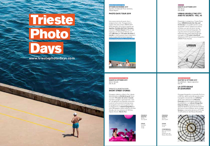 Participation at the Trieste Photo Days Festival 2019