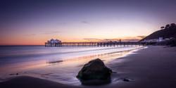Malibu Pier, California