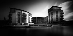 union canal BW