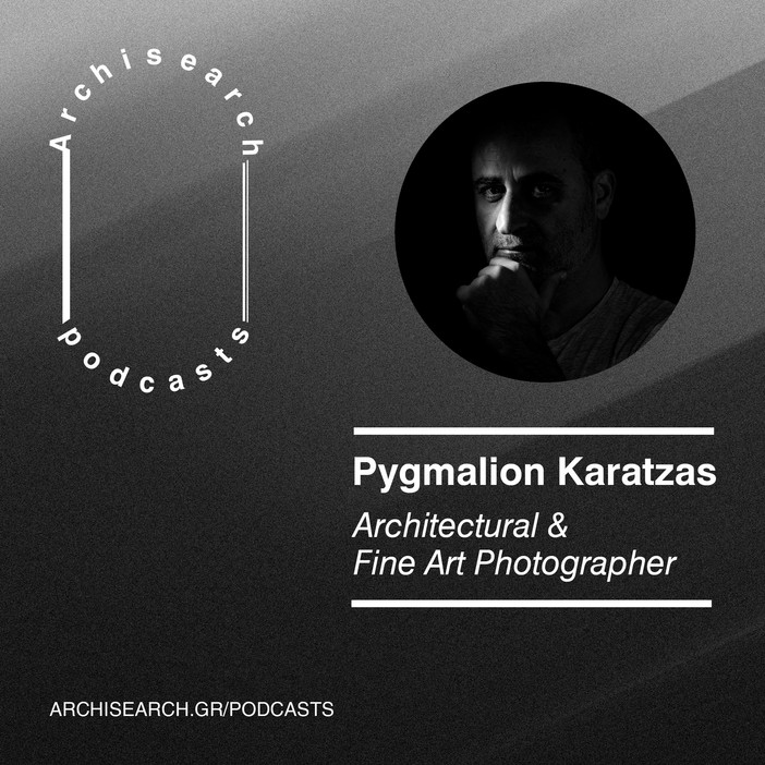 Interview on Archisearch Podcasts 'Photographer's Eye'