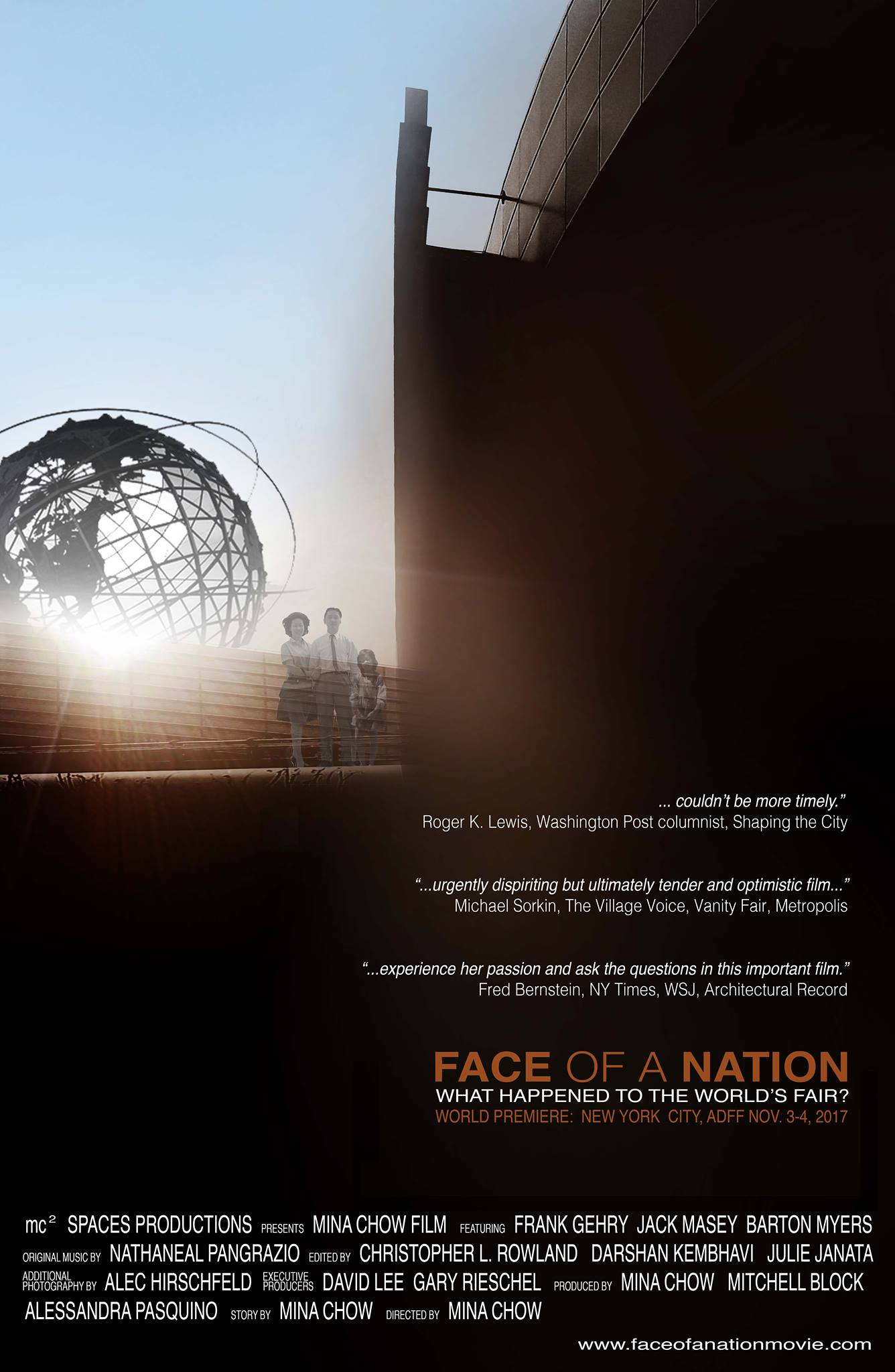Face of a Nation poster