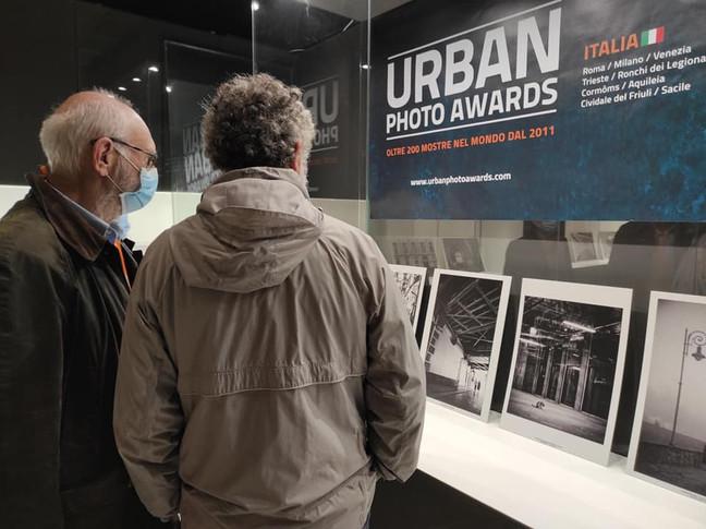 Urban Photo Awards exhibition at Palazzo Meizlik, Aquileia Italy