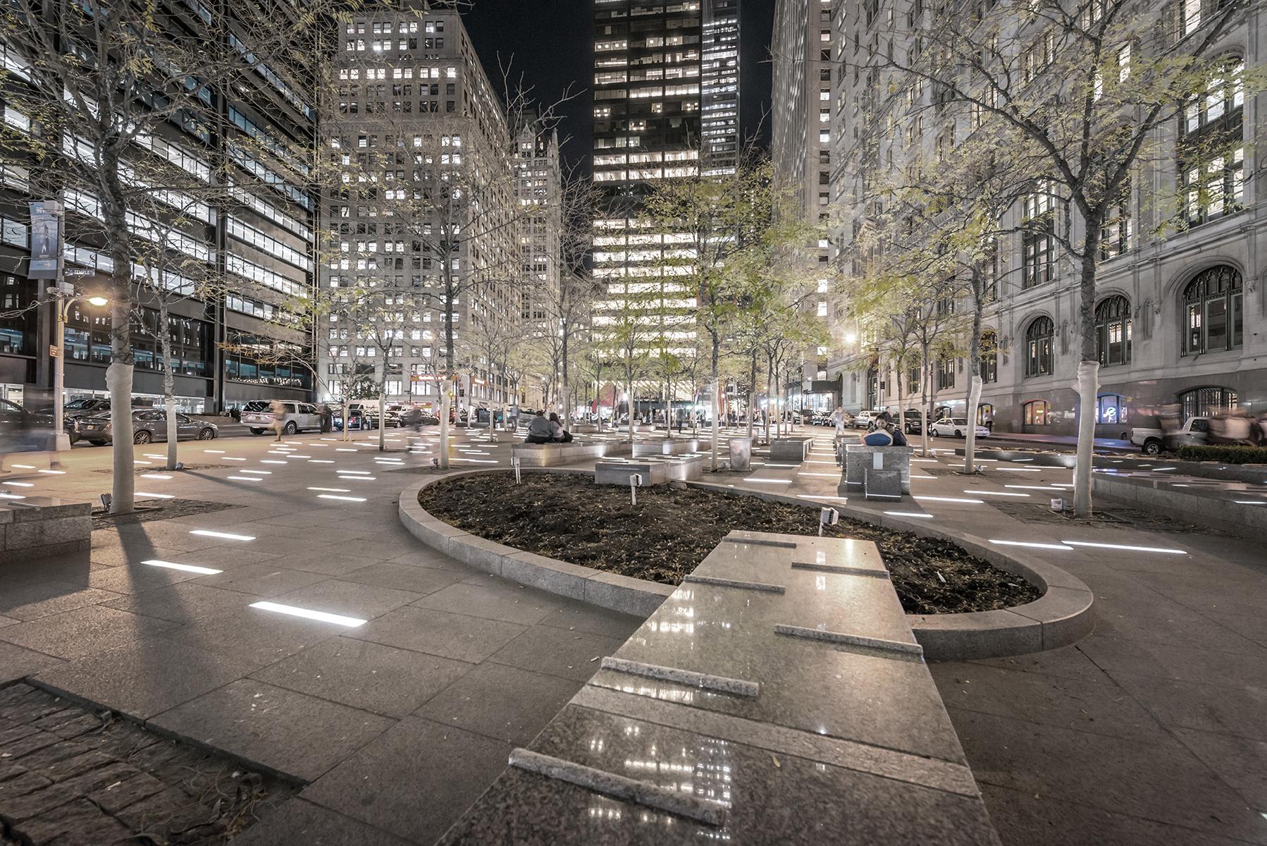 Zuccotti Park, New York