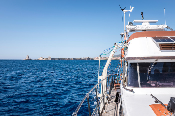 Project update - OCEANUS expedition in Methoni