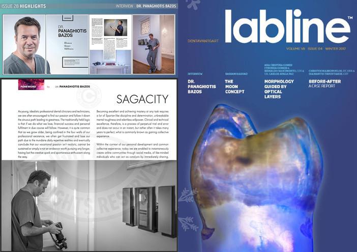 'Bazos Dental' published on Labline