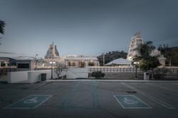 Malibu Hindu Temple, Los Angeles