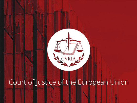 Copyright infringement ruling - Court of Justice of the European Union