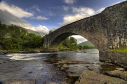 Orchy bridge