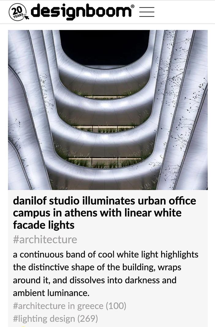 The Orbit published on Designboom.com