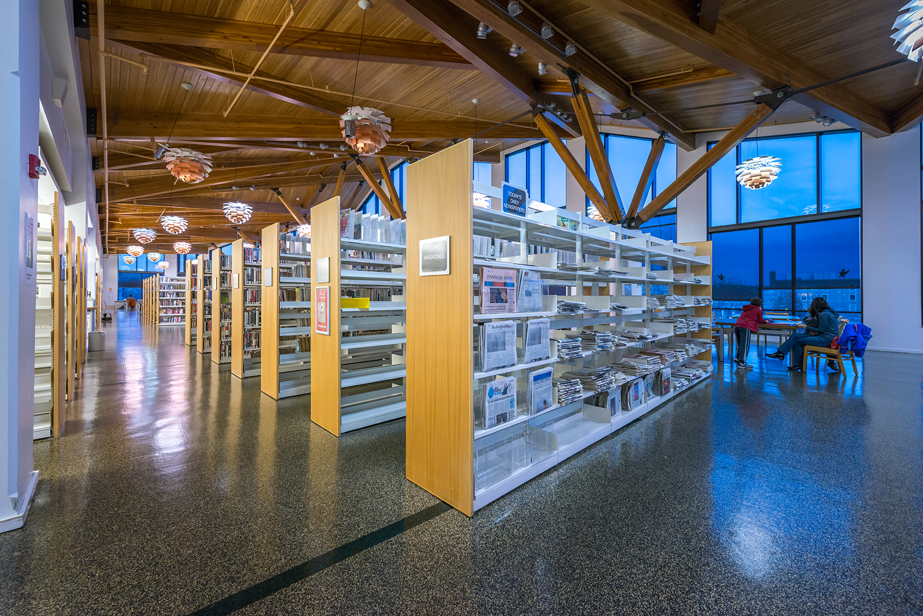 Oak Park Library2