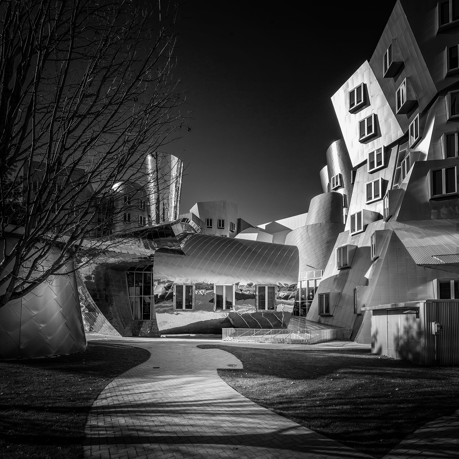 Stata Center Cambridge