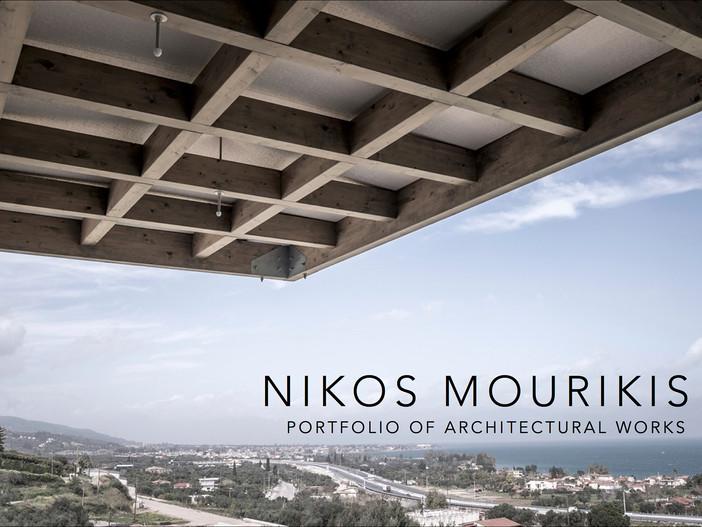 Nikos Mourikis Portfolio of Architectural works