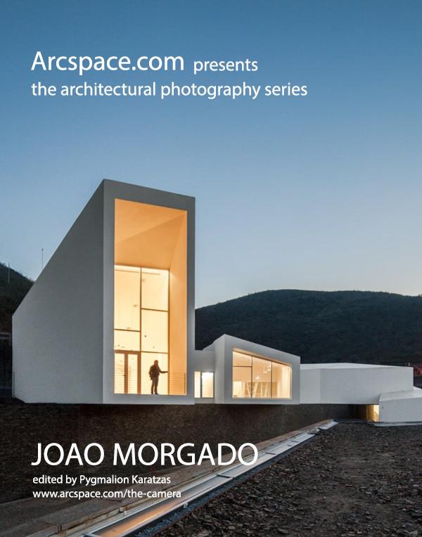 Joao Morgado interview on Arcspace.com