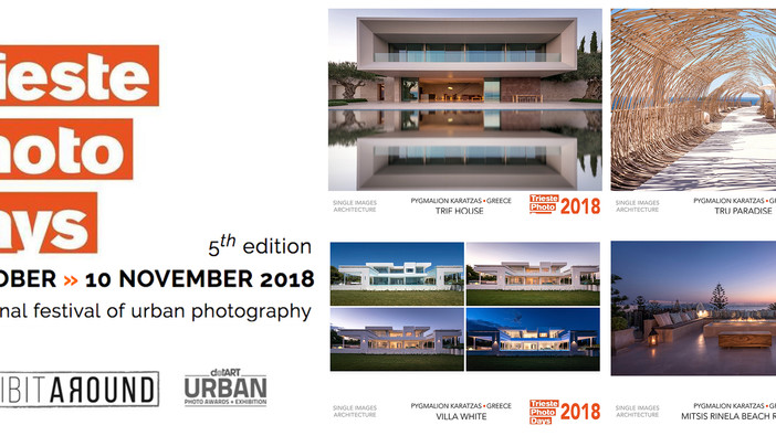 Selected images at the Trieste Photo Days Festival 2018