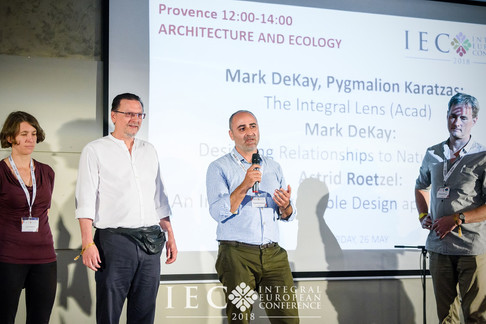 Presenting Integral Lens at IEC, Hungary