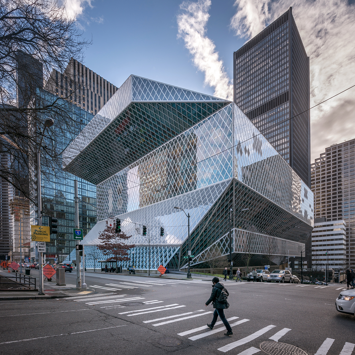 Seattle library1