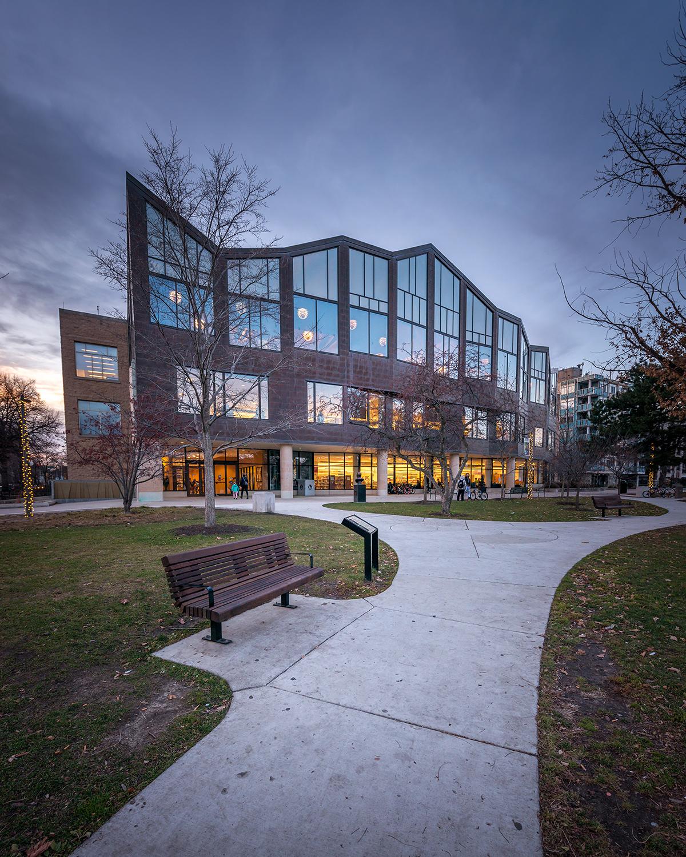 Oak Park Library1