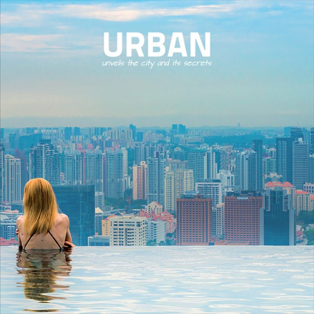 Photo Book 'URBAN unveils the City and its Secrets' vol.3