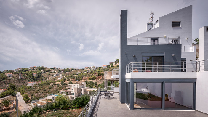 Project update - double residence in Drafi