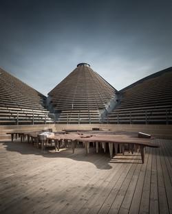 Zero pavilion LE MR